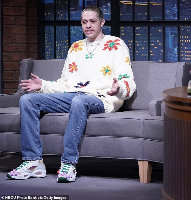 Tesla request:Pete Davidson joked Tuesday that he was going to ask Elon Musk for a Tesla upon meeting him before they were later spotted together in New York City
