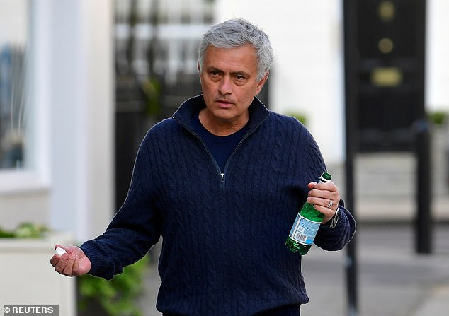 Jose Mourinho has taken a pay cut to become Roma's new manager, earning £6.5m-per-year