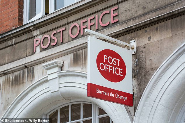 People are being urged to check with Royal Mail before paying any unrecognised charges
