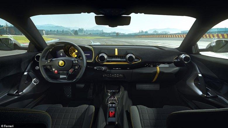Ferrari 812 Competizione Aperta