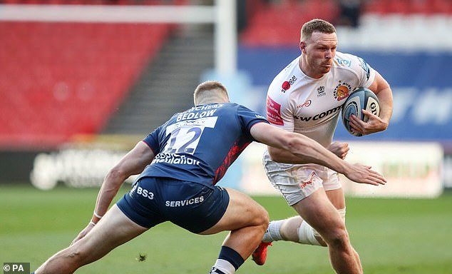 Sam Simmonds believes lack of international rugby won't count against him for Lions selection