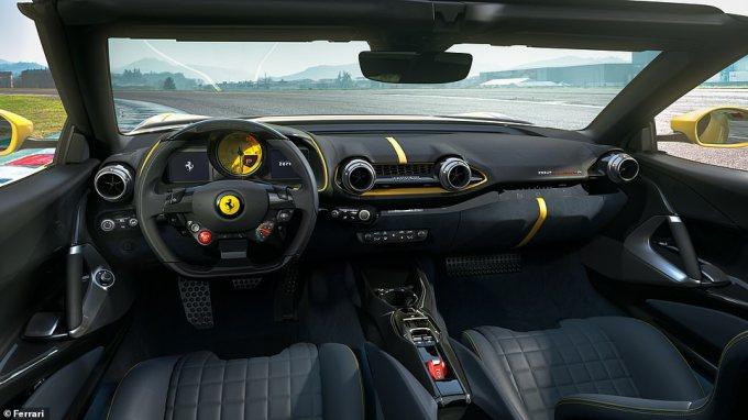 Ferrari 812 Competizione coupe