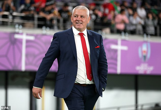 All of Warren Gatland's selection meetings have been filmed in the hope of a last-minute deal