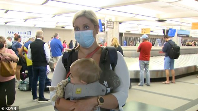 Caroline Scott, Orion's mom, said she tried to do the right thing by telling Southwest Airlines about her son's disorder, showing them doctor notes, but feels she was punished for it