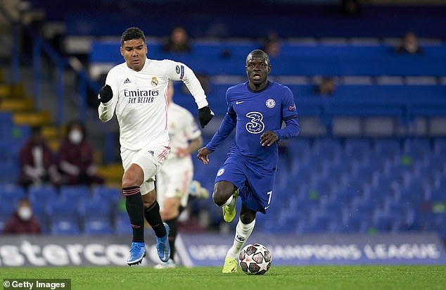 Ferdinand praised N'Golo Kante but questioned the Madrid side after they were well beaten