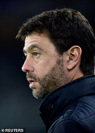 Andrea Agnelli and Juventus have still not formally distanced themselves from the Super League