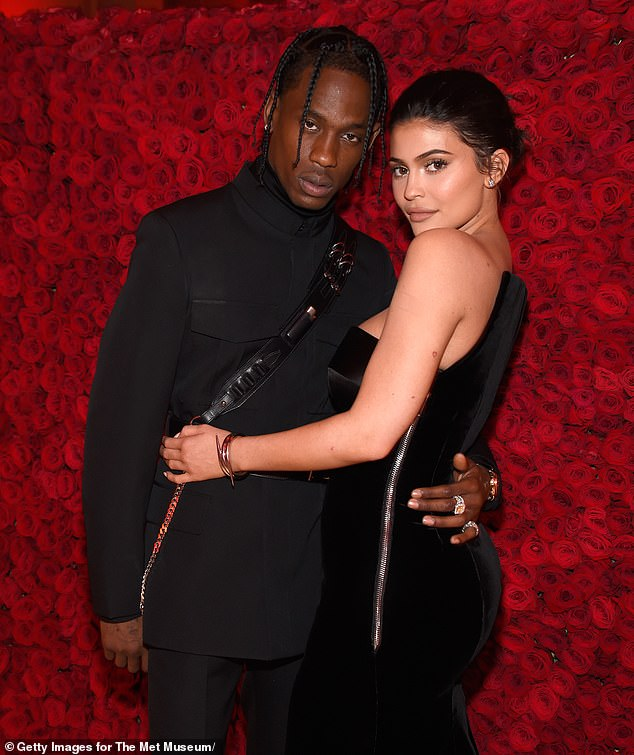 Friendly exes: A romantic reconciliation between the duo would not be surprising as they have remained amicable since their September 2019 break-up; seen in 2018