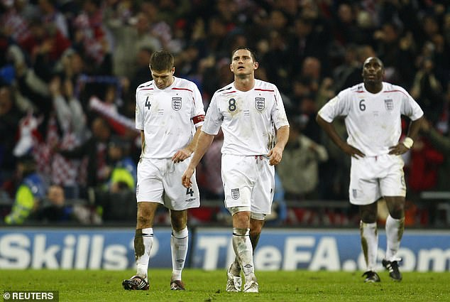 England came from 2-0 to equalise but still fell to a 3-2 defeat as they failed to qualify