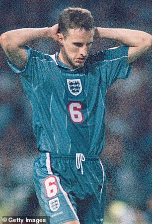Southgate reacts following his sudden death miss