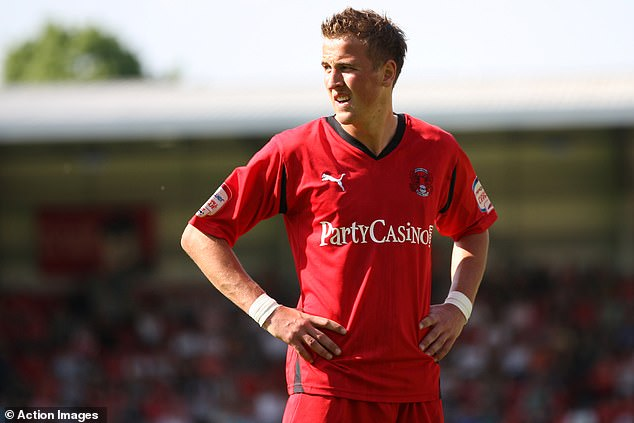 The now England captain had a stint on-loan at the London club early in his stunning career