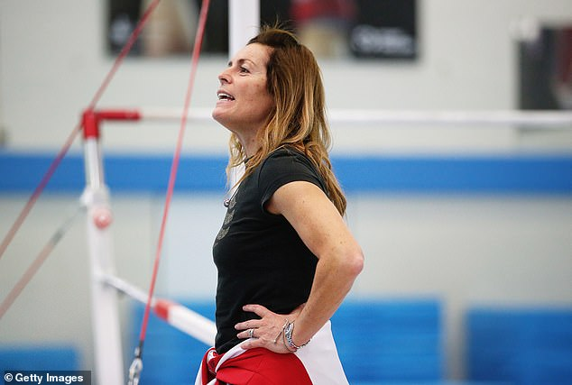 Head women's coach Amanda Reddin temporarily stepped aside amid the controversy