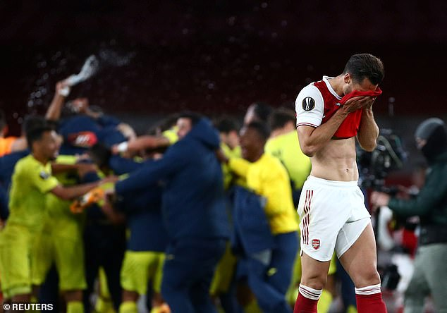 A 0-0 draw with Villarreal means Arsenal face a first campaign without Europe for 25 years