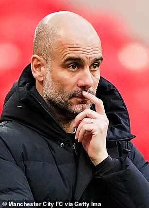 Both Pep Guardiola (pictured) and Thomas Tuchel want to sign a top striker this summer