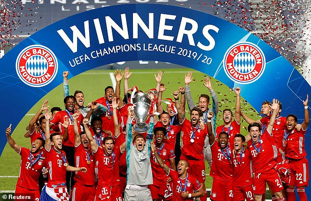 Humphry Nijman called Bayern a 'great club' that should 'feel free to speak to us' over a move