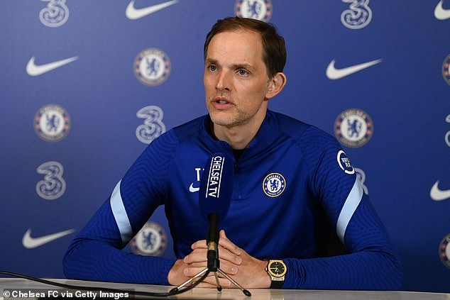 Thomas Tuchel insists Chelsea's clash with Man City on Saturday will have no bearing on the Champions League final at the end of the month
