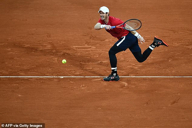 But, he will fly out to Rome to practice on the clay ahead of a full comeback around May 17th