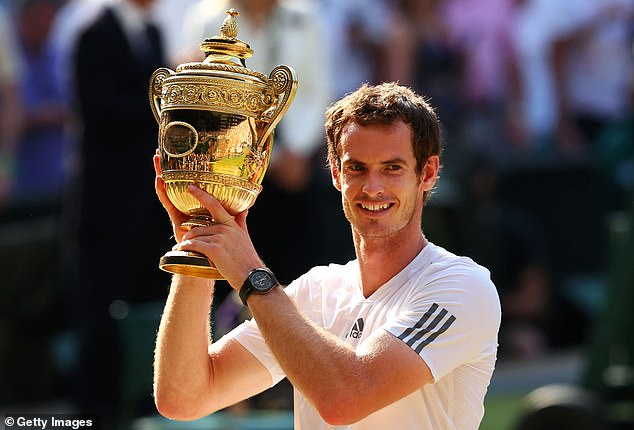 The 33 year-old Scot has his sights set on Wimbledon - having won the competition twice
