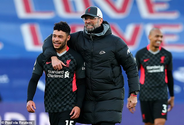 Klopp wants Oxlade-Chamberlain to put unfortunate circumstances behind him and push on