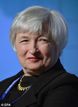 Advice: The US Treasury Secretary Janet Yellen