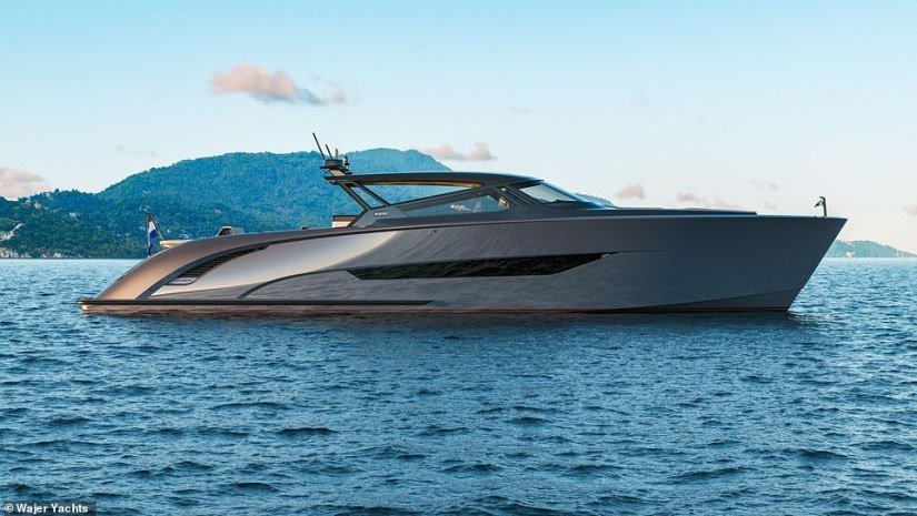 Anchors aweigh! Tom Brady added to his impressive collection of awards with the purchase of a stunning $6million Wajer yacht