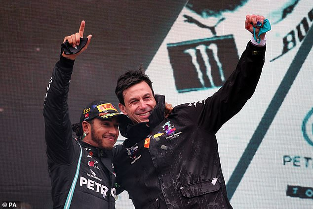 Wolff believes Hamilton and Bottas can deliver an eighth consecutive constructors' title