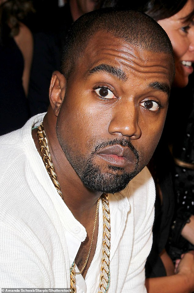 In legal trouble: Kanye West is sued by a former Yeezy employee who alleges he did not pay her for work she was required to do outside of office hours, in addition to other violations of California labor law .  He saw in 2013 above