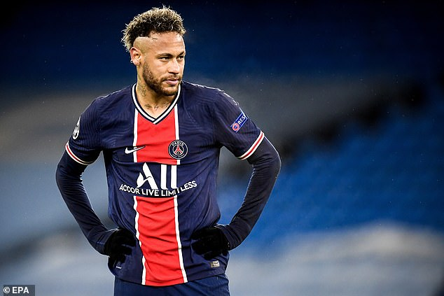 Paris Saint-Germain have confirmed that Neymar has agreed to extend his contract