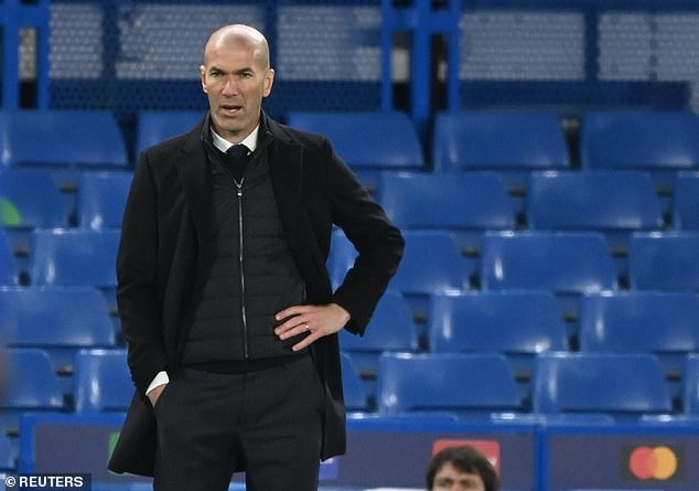 Zinedine Zidane 'could become Juventus manager' as his time at Real Madrid draws to its natural conclusion after their Champions League exit to Chelsea