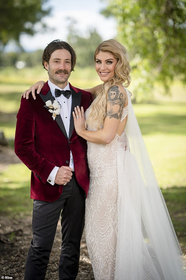 Remember this? Booka was paired with Melbourne based electrician Brett Helling. The pair decided to call it quits after they failed to find a connection