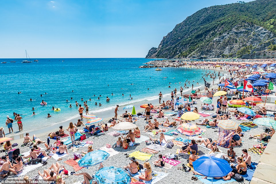Summer holiday hotspots like Spain, France and Italy could be added to the Government's green list in the coming months