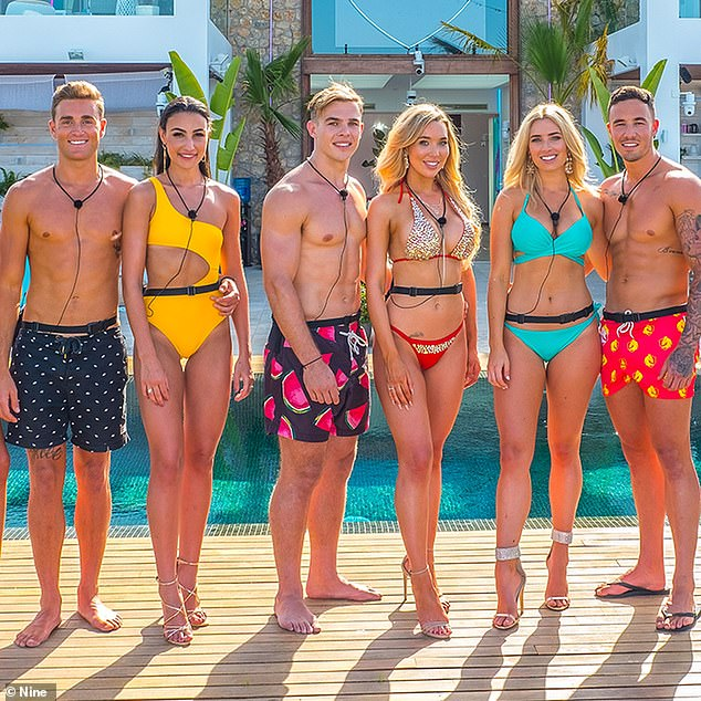 'We are actively looking for a diverse cast in all forms': Love Island Australia has previously come under fire for a lack of diversity in the cast