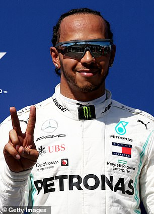 Since joining Mercedes, Hamilton has dominated F1