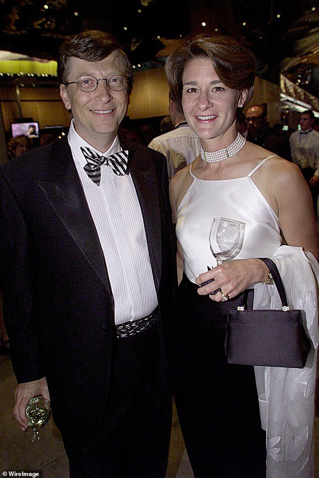 The two were married in Hawaii back in 1994, several years after they met