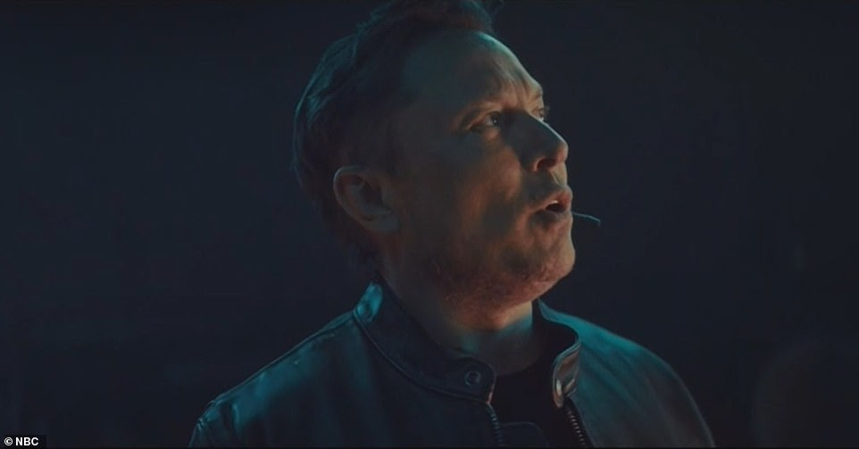 In one digital short designed as a trailer for a movie titled The Astronaut, Musk plays the steely ground controller for a Mars mission whose fate lies in the hands of a bumbling astronaut named Chad, played by Pete Davidson
