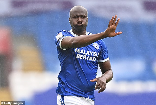 Bamba has made 118 appearances for the Welsh club since signing on a free transfer in 2016