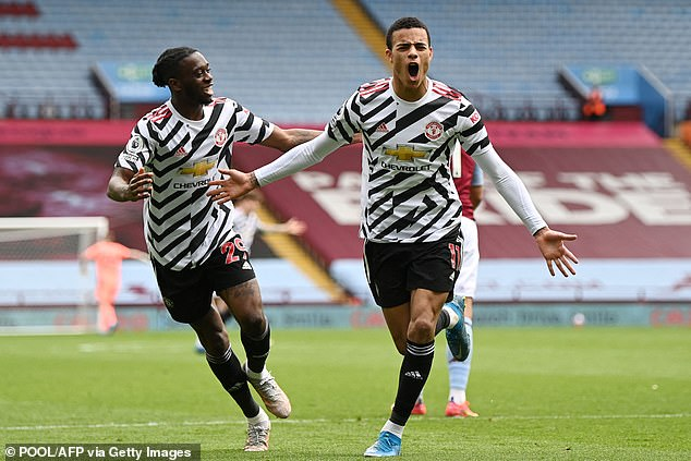 But Mason Greenwood scored to put United in front and on their way to another comeback win