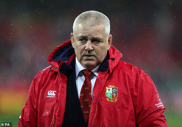Warren Gatland had to leave out a number of high-profile players in his squad of 37 players