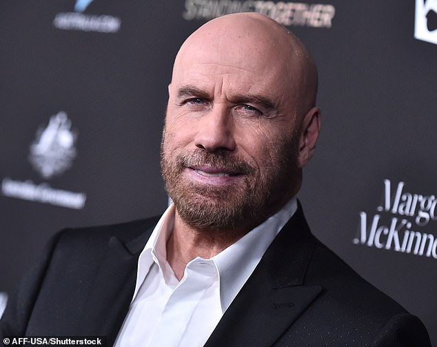 'I have learned that mourning someone, mourning, is personal,' Travolta shared with Esquire Spain. 'Mourning is individual and experiencing your own journey is what can lead to healing'