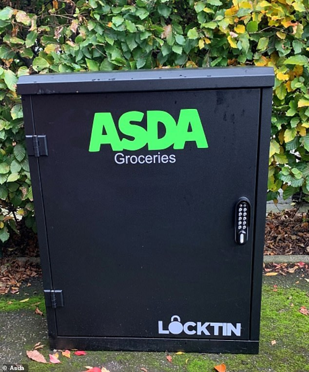 Asda is trying out unattended food deliveries in bid to make grocery shopping convenient