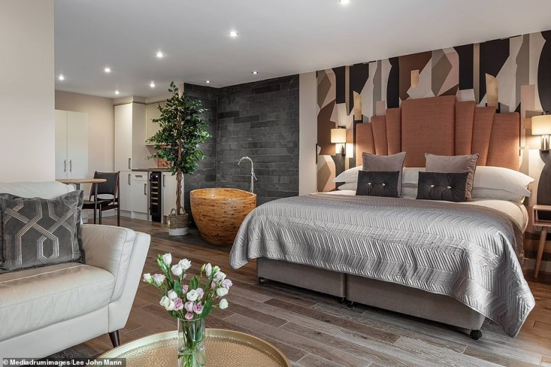 With lockdown restrictions lifting, the Dome House could be the perfect getaway for those looking for a staycation in the UK