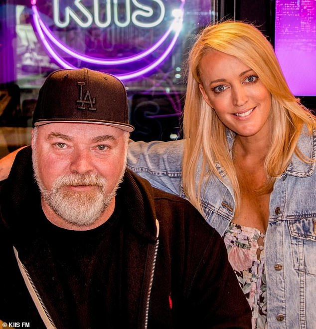 'I love that about you': Jackie's co-host Kyle Sandilands says he thought it was sweet that Jackie went along with it all and was being a good mother
