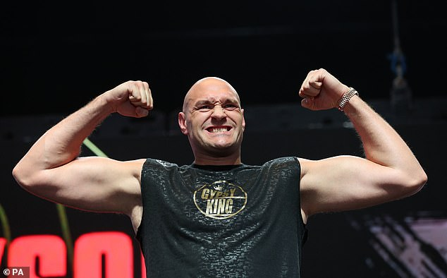 Fury has poured doubt on his fight with Joshua while also goading his rival on social media