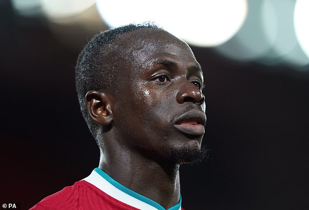 Liverpool's Sadio Mane says the 2020-21 campaign has been 'the worst season' of his career