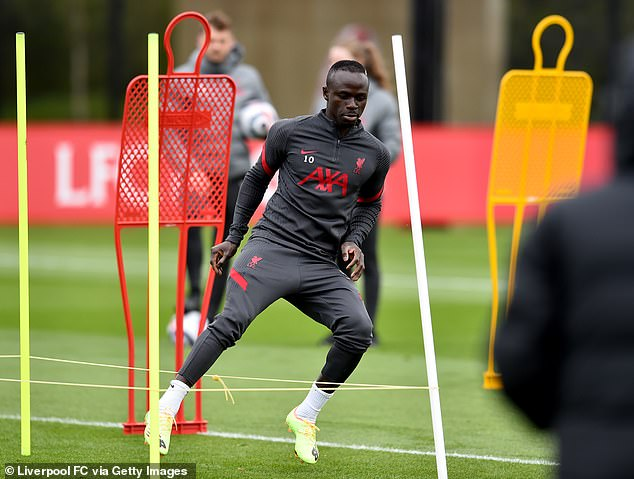 The Liverpool forward even underwent test to check if there was an issue with him body