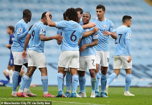 This year belongs to Man City –they've sailed past nearly every challenge with such elegance