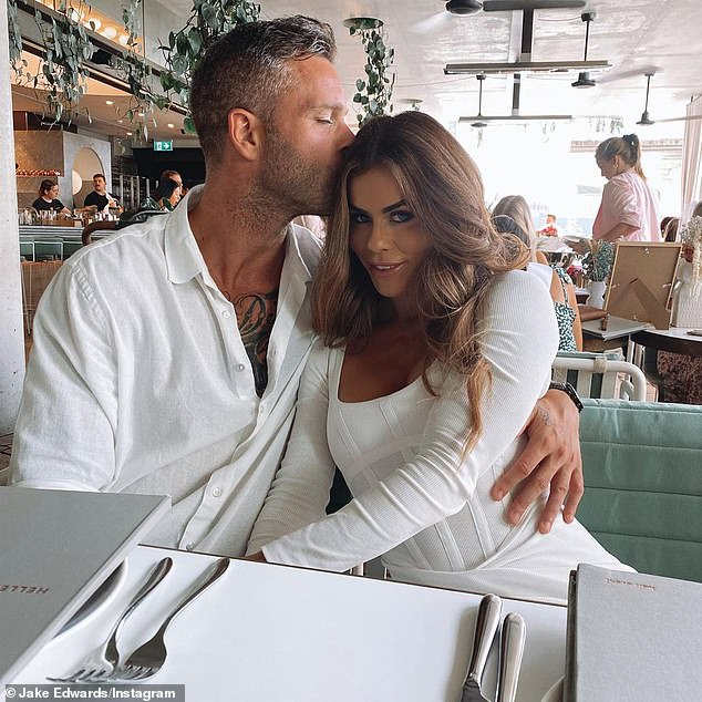 Jake Edwards' girlfriend Sophie Guidolin, 32, (right) has mysteriously DELETED all photos of the Married At First Sight star from Instagram… just weeks after he had her name tattooed