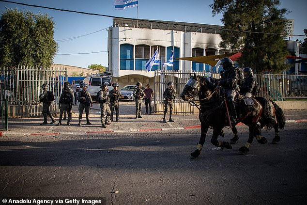 The shooting early on Tuesday in Lod came at a time of heightened tensions following weeks of unrest at a contested holy site in Jerusalem and heavy fighting between Israel and Hamas militants in the Gaza Strip
