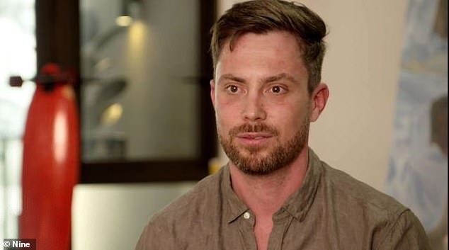 EXCLUSIVE: Married At First Sight groom Jason Engler, 35, (pictured) has revealed thatonline trolls recently drove him to get a cosmetic procedure