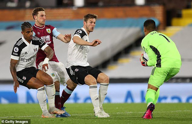 Joachim Andersen has always stood out for Fulham and is expected to be in the top flight next season