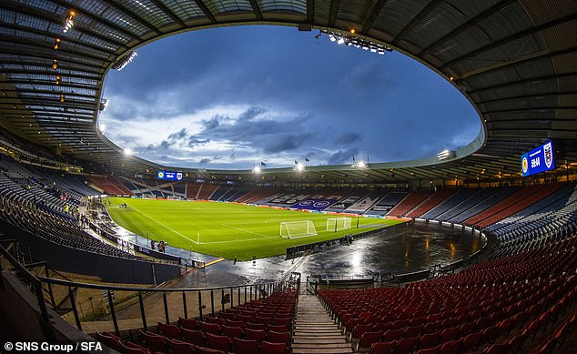 Hampden Park will be the oldest stadium at the European Championships, built in 1999